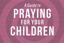 Prayer / Prayer is a mighty weapon in the hands of believers! Here are some great resources and inspiration to help you grow in your prayer life.
