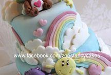 Troetelbeertjes & beertjes cakes