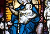Santo Rosario cree en el evangelio y conviértete!!!