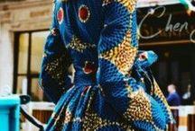 Afrikanskt Mode