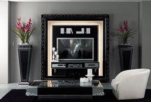 TV ściana