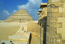 Egypt-Step Pyramid of Saqqara