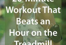 workouts / by Summer Shepherd