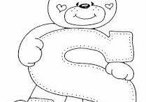 abecedario a colorier pour enfants