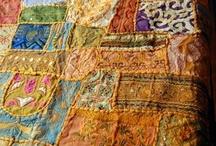 boho india bed spread
