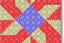Samplers quilt patterns