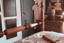 colonial bedrooms