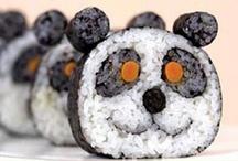 ғood αrт / Japanese food, bentos.