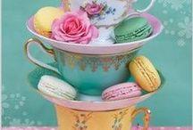 Cottage Tea Time