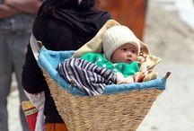 Babywearing and breastfeeding