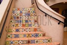 Ceramics and tiles