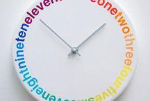 OBJET // Horloge