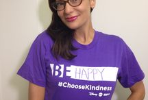 GLAAD Spirit Day 2015 #ChooseKindness / by Switched at Birth