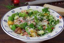 Salades et entrées