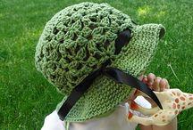 Crochet patterns  / by Hermien Bester