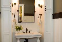 Home: Bathroom / by Bryan Aguinaga