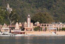 Ashrams in Rishikesh