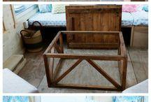 diy möbel / Möbel selbst bauen