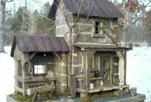 casa envelhecida
