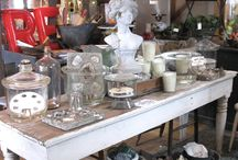 The Apothecary / Items and one-of-a-kind treasures from old apothecary stores or laboratories!