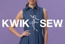 Kwik Sew Spring Patterns / The latest sewing patterns from Kwik Sew. Everything from dresses, tops and activewear, to kids' wear and accessories.  / by The McCall Pattern Company