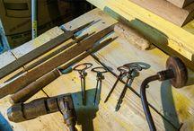Les outils de l'atelier