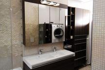 Fürdőszobabútor / Egyedi fürdőszobabútorok