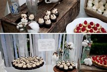 Dessert Tables / by Elisabeth Wallace