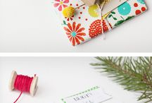 Gifts wrapping ideas / Simple, beautiful gifts wrapping ideas that we simply adore.