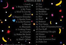 Photo Challenge 2014