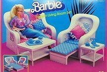 barbie meble