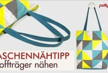 Schnittmuster-Tasche
