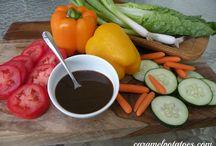 Healthy Eating / by StephanieAnd Hood