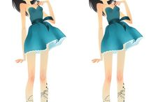character design - female