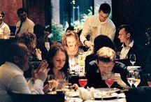 Weddings inspire: reportage & restaurant