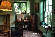 Olive colours - Interior