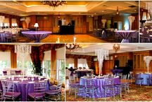 Boca Country Club Weddings / Located minutes from the Boca Raton Resort & Club, the Boca Country Club offers  indoor and outdoor settings. The Main Dining Room's unique ceiling and window treatments serve as a picture frame to the gorgeous views of the lake and the golf course. The stately and elegant Wimbledon Room overlooks our grand entrance with cascading water fountains. Between our picturesque pool and floral garden terrace you may host your ceremony or intimate reception, while enjoying a breathtaking sunset.