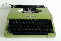 Hipgemaakt - typewriter