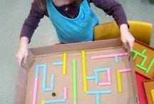 kids activities / by Erica Sinclair