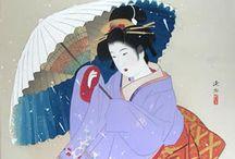 Peinture Japonaise 16