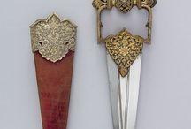 Kılıç-Bıçak-Balta-Zırh