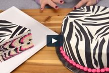 Gâteau fête Charline