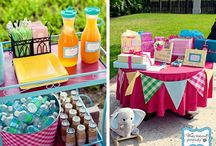 Charli's Party Ideas / by Kelly Gould