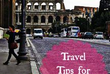 Travel / by Karen's Stamping Place
