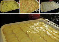 receitas com bacalhau / codfish recipes