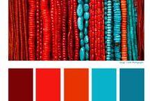 Inspire color / La naturaleza inspira el color de nuestros chales y fulares. Los artesanos de Cachemira se inspiran en la riqueza de colores del Valle de Cahemira. Luce nuestros colores en tu look traidos de los Himalaias.
