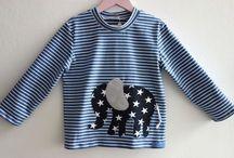 Pullover mit Elefant
