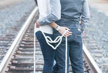 Engagement photo ideas / by Gabby Calabrese