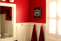 Powder room/ bathroom