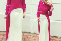 moslem  outfits